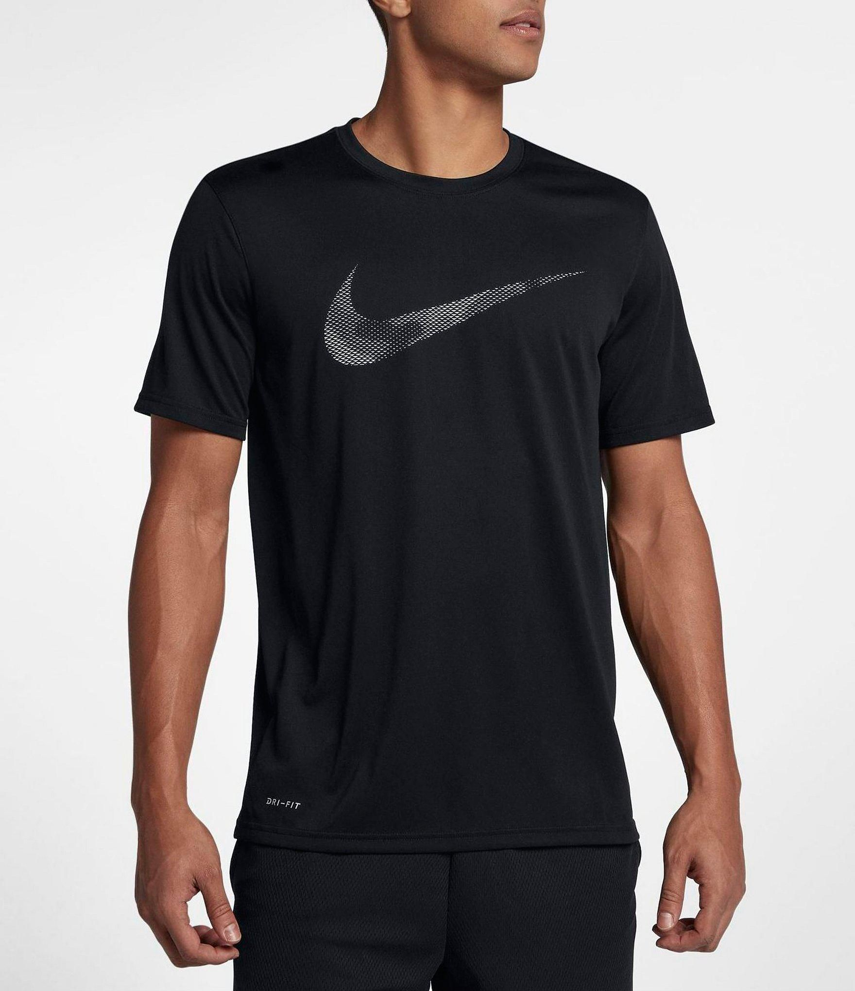 5ac52f8a4 Camo Nike Swoosh Logo - Nike Dry Legend Camo Swoosh Short-sleeve Logo T-