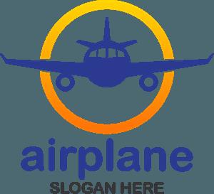 Plane Logo Logodix