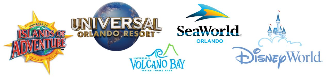 Disney Theme Parks Logo Logodix