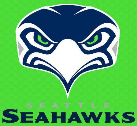 I Can Use Seahawk Logo Logodix