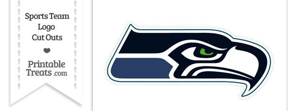 picture relating to Printable Seahawks Logo referred to as I Can Employ the service of Seahawk Symbol - LogoDix