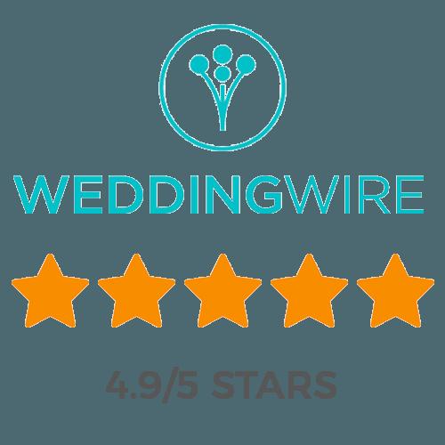 5 Star Weddingwire Logo Logodix
