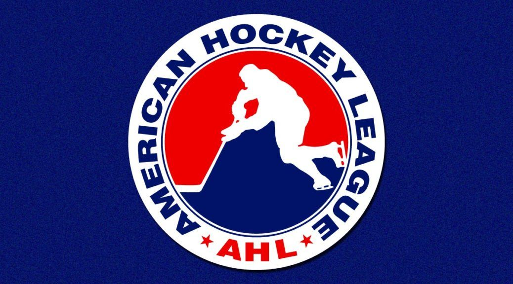 AHL Logo - TheAHL.com | The American Hockey League | The official website of ...