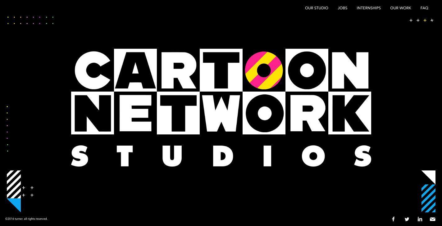 Cartoon Network Interactive Logo - LogoDix