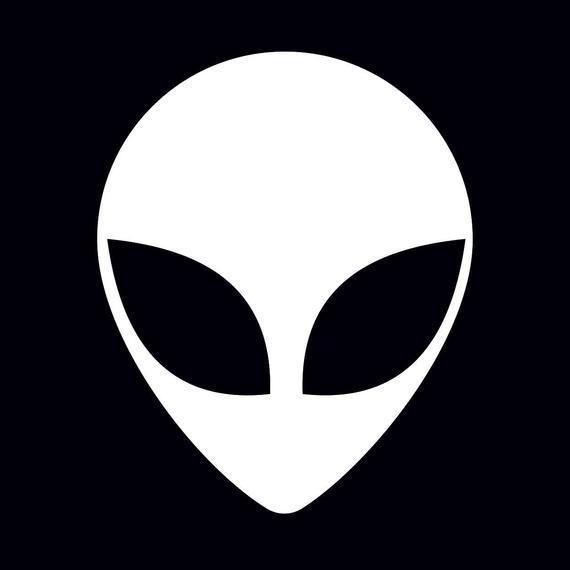 Alien Head Logo - LogoDix