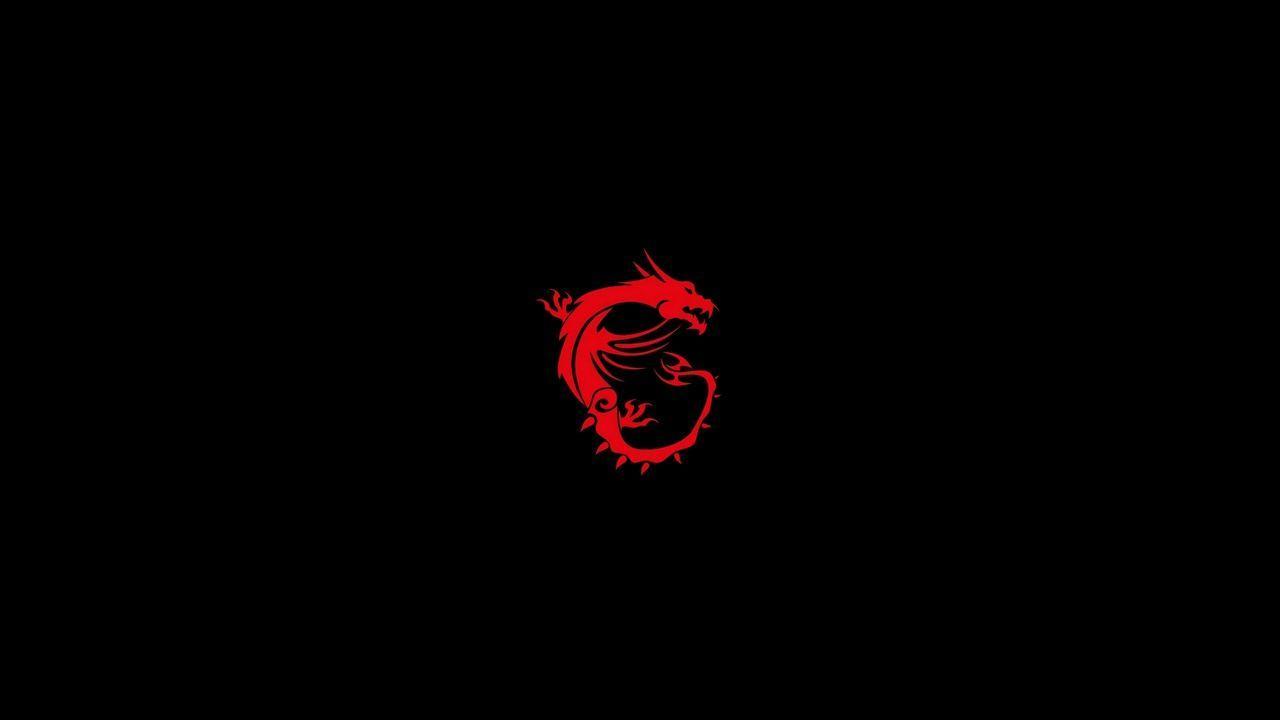 Black And Red Dragon Logo Logodix
