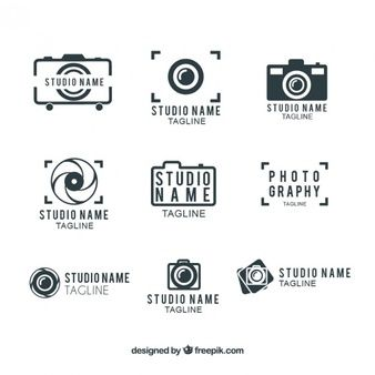 Photography Watermark Logo - Photography Logo Vectors, Photos and PSD files | Free Download