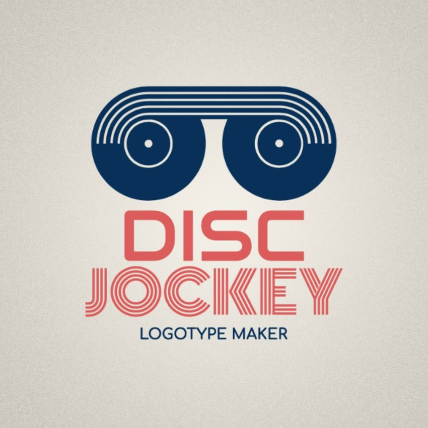 Design Your Own DJ Logo - 20 Cool DJ (EDM Music) Logo Designs (To Make Your Own)_Tuts+ All ...