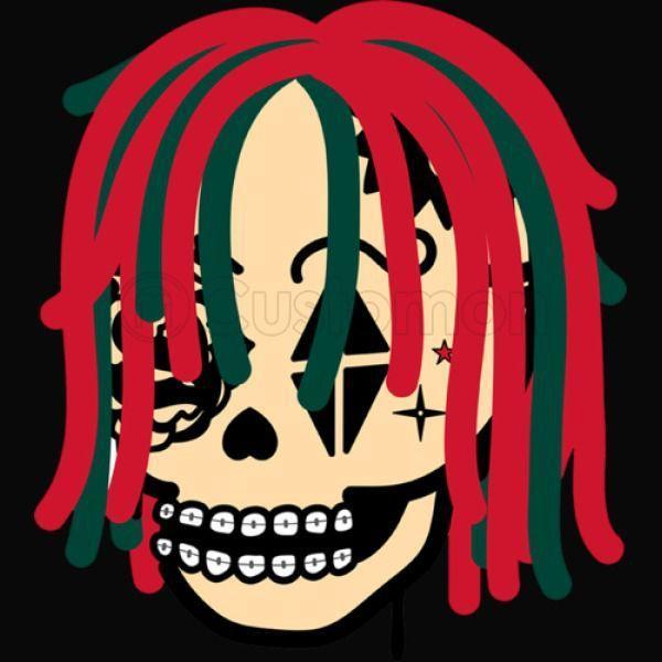 1a4636e2d83a Gucci Gang Logo - Gucci Gang Skull Logo Youth T-shirt | Customon.com