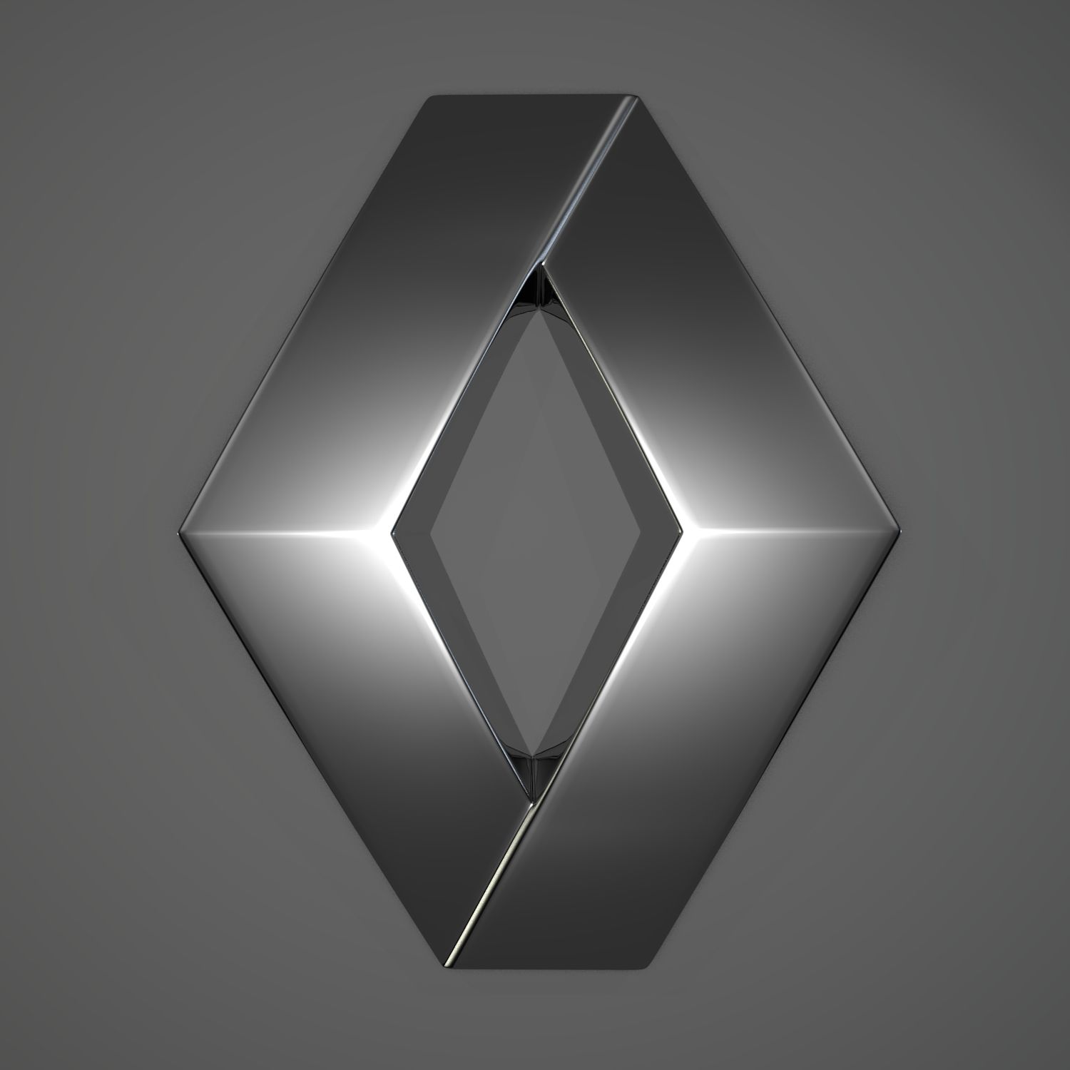 Silver Car Logo - Renault Logo, Renault Car Symbol Meaning and History | Car Brand ...