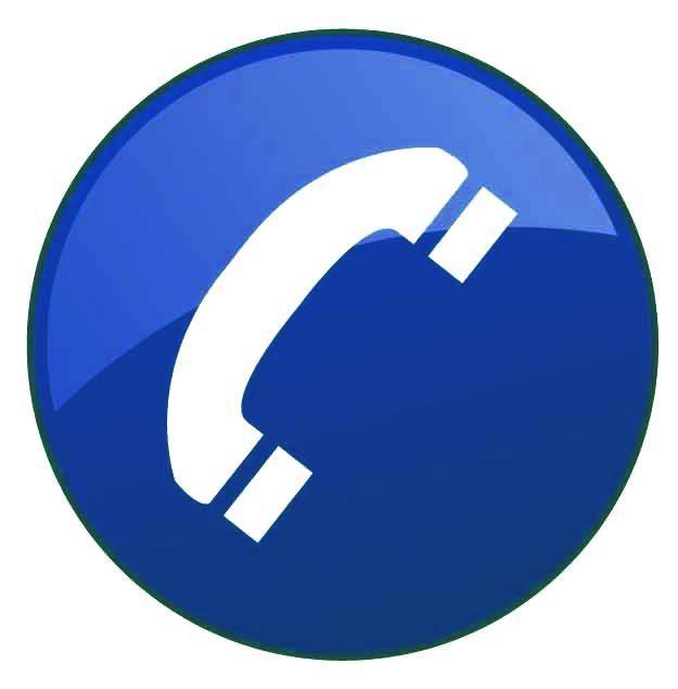 Blue Phone Logo - LogoDix
