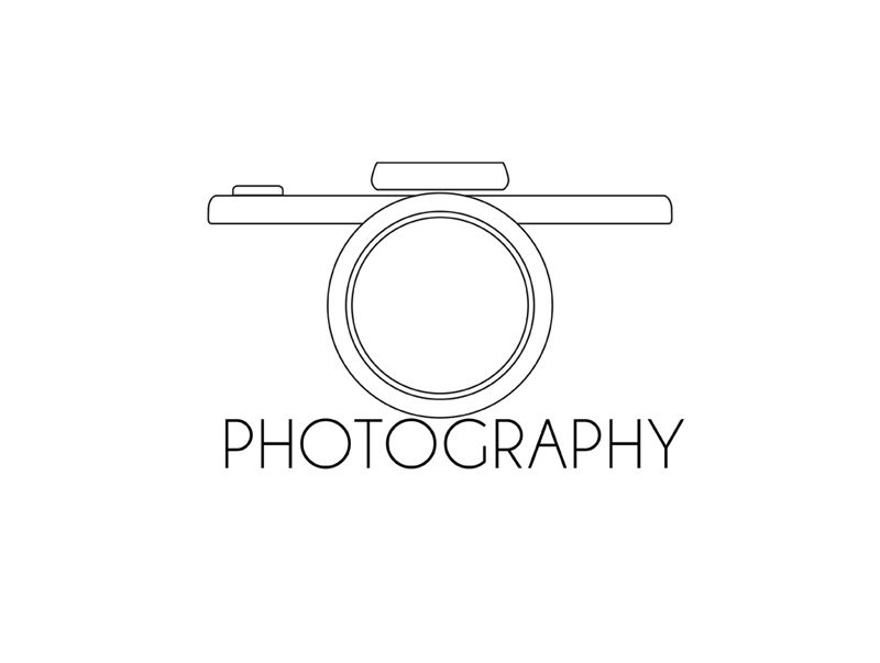 Photography Watermark Logo - Photography Logo Watermark Design - Sewi.info