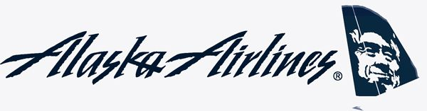 Alaska Airlines Logo - Alaska Airlines Receives a Small Facelift