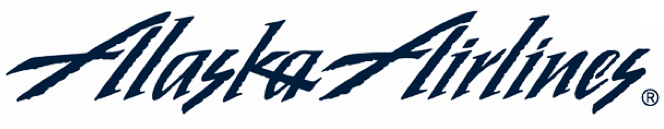 Alaska Airlines Logo - The Eskimo and the Fluorescent Noodle