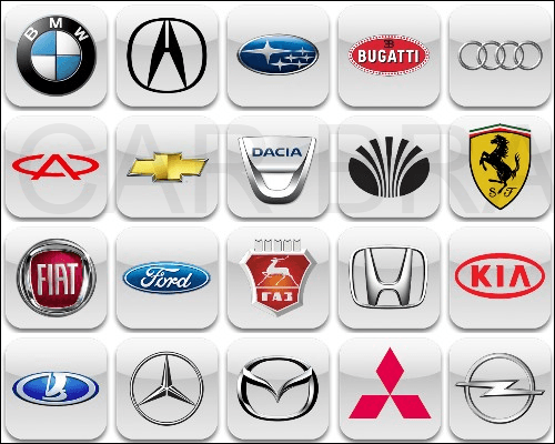 Exotic Car Brand Logo - Need info on the best car brands? or the most expensive, luxury or ...