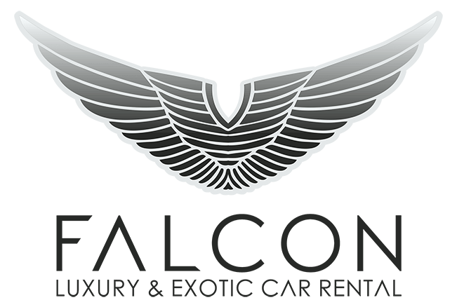 Exotic Car Brand Logo - Luxury and Exotic Car Rental Los Angeles - Falcon Car Rental