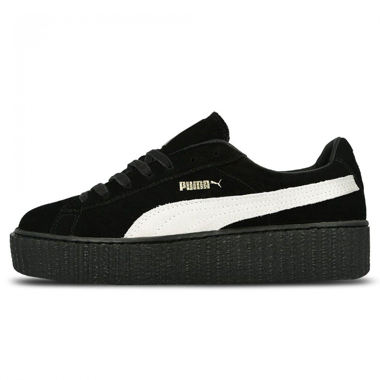 Buy black white puma> OFF-69%