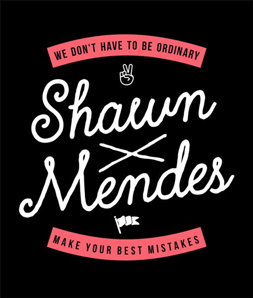 b5b36e74 Shawn Mendes Logo - Shawn Mendes Merch T Shirt Best Mistake - Adult Unisex  Size S