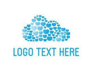 Blue Server Logo - LogoDix