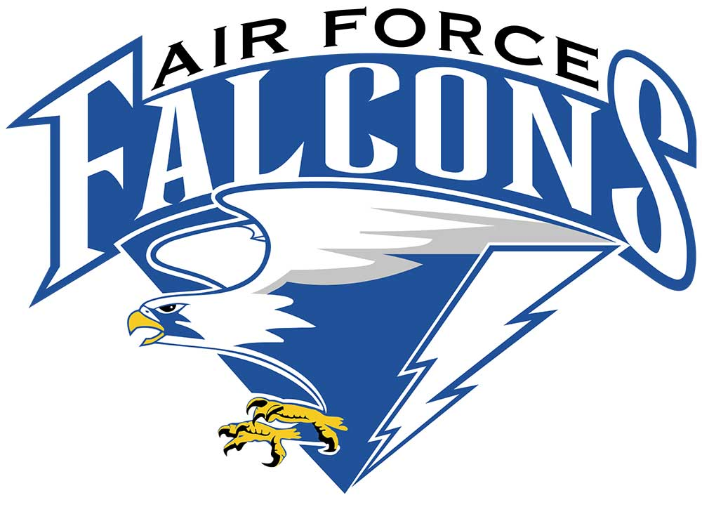 USAFA Logo - Air Force Falcons Color Codes Hex, RGB, and CMYK - Team Color Codes