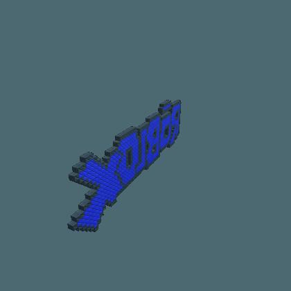 Blue Roblox Logo Logodix