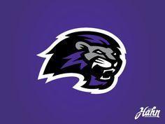 Purple Lion Logo - LogoDix