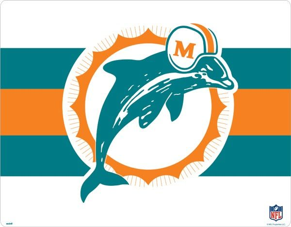 Dolphins Old Logo - Old dolphins Logos