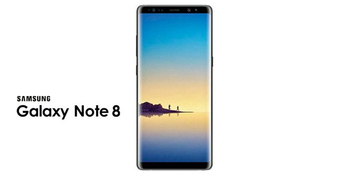 Galaxy Note 8 Logo - When will we see the Samsung Galaxy Note 8 in the market? – Tutureview