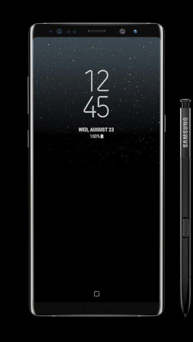 Galaxy Note 8 Logo - Samsung Galaxy Note8 – The Official Samsung Galaxy Site