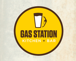 Gas Station Logo - Logopond - Logo, Brand & Identity Inspiration (Gas Station Kitchen ...