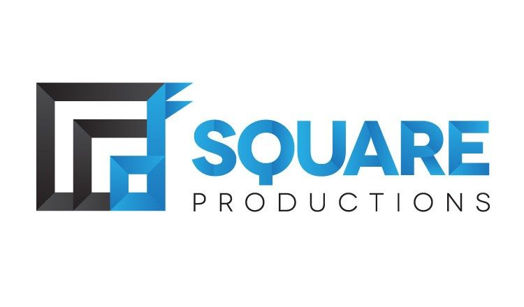 Square Logo - Square Productions Logo - Apt Design