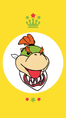 Bowser Jr Logo Logodix