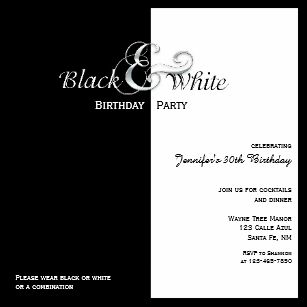 Party Black And White Logo Loix