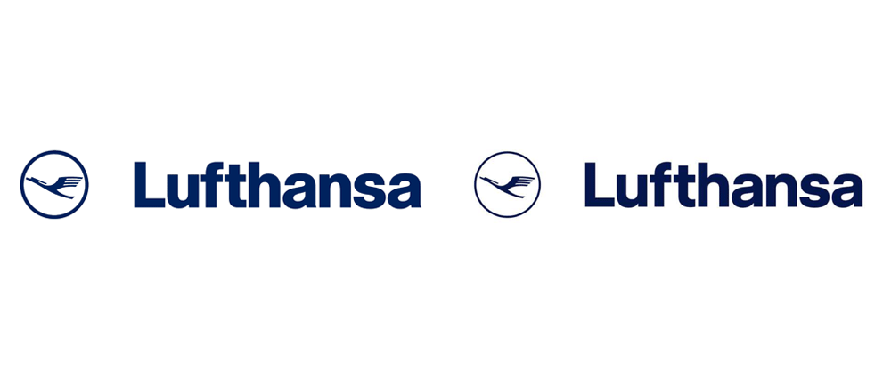 Lufthansa Logo - Brand New: New Logo, Identity, and Livery for Lufthansa done In ...