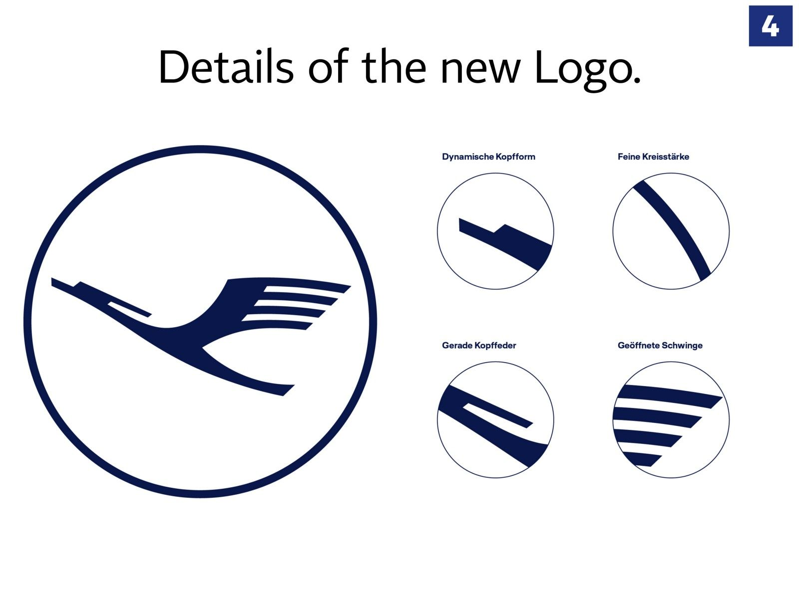 Lufthansa Logo - Redesign of Lufthansa Corporate Identity – Norbert Küpper – Medium