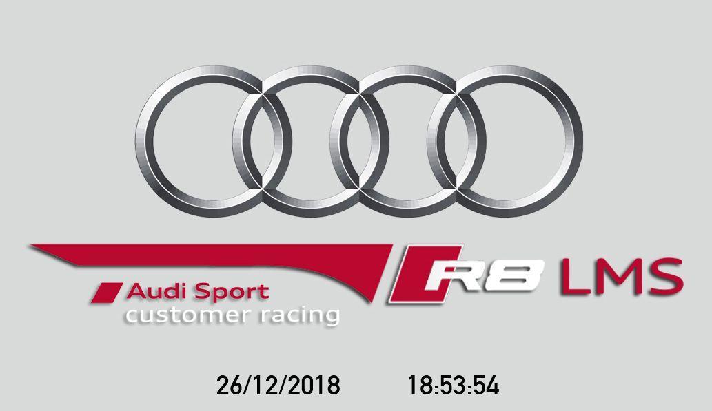 Audi R8 LMS Logo - LogoDix
