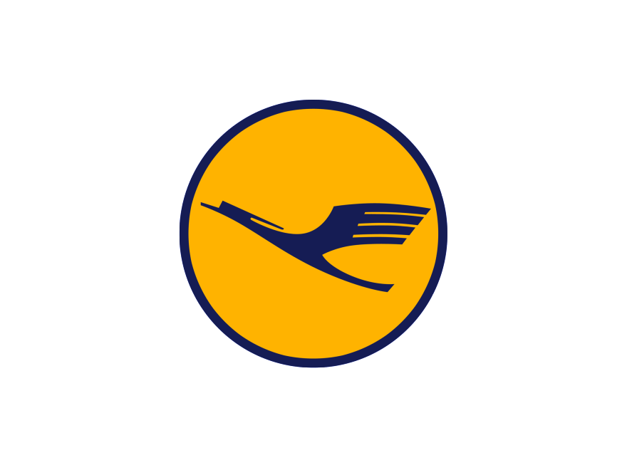 Lufthansa Logo - Lufthansa Logo fly | Commercial aviation | Airline logo, Logos, Aviation