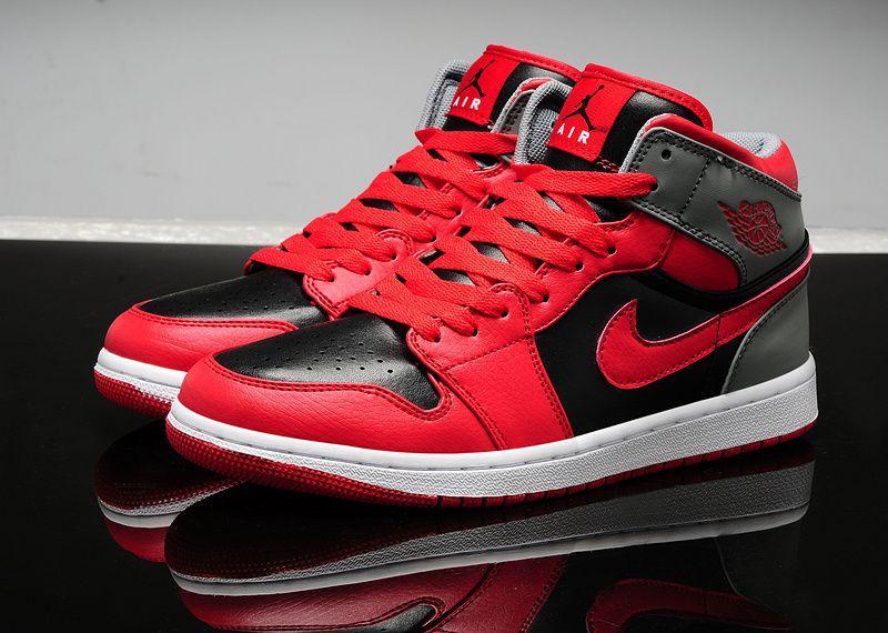 1a0c7388774 Red and Black Air Jordan Logo - LogoDix