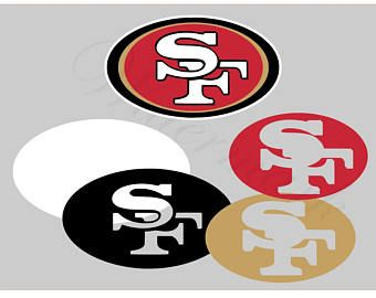 49ers Football Logo Logodix