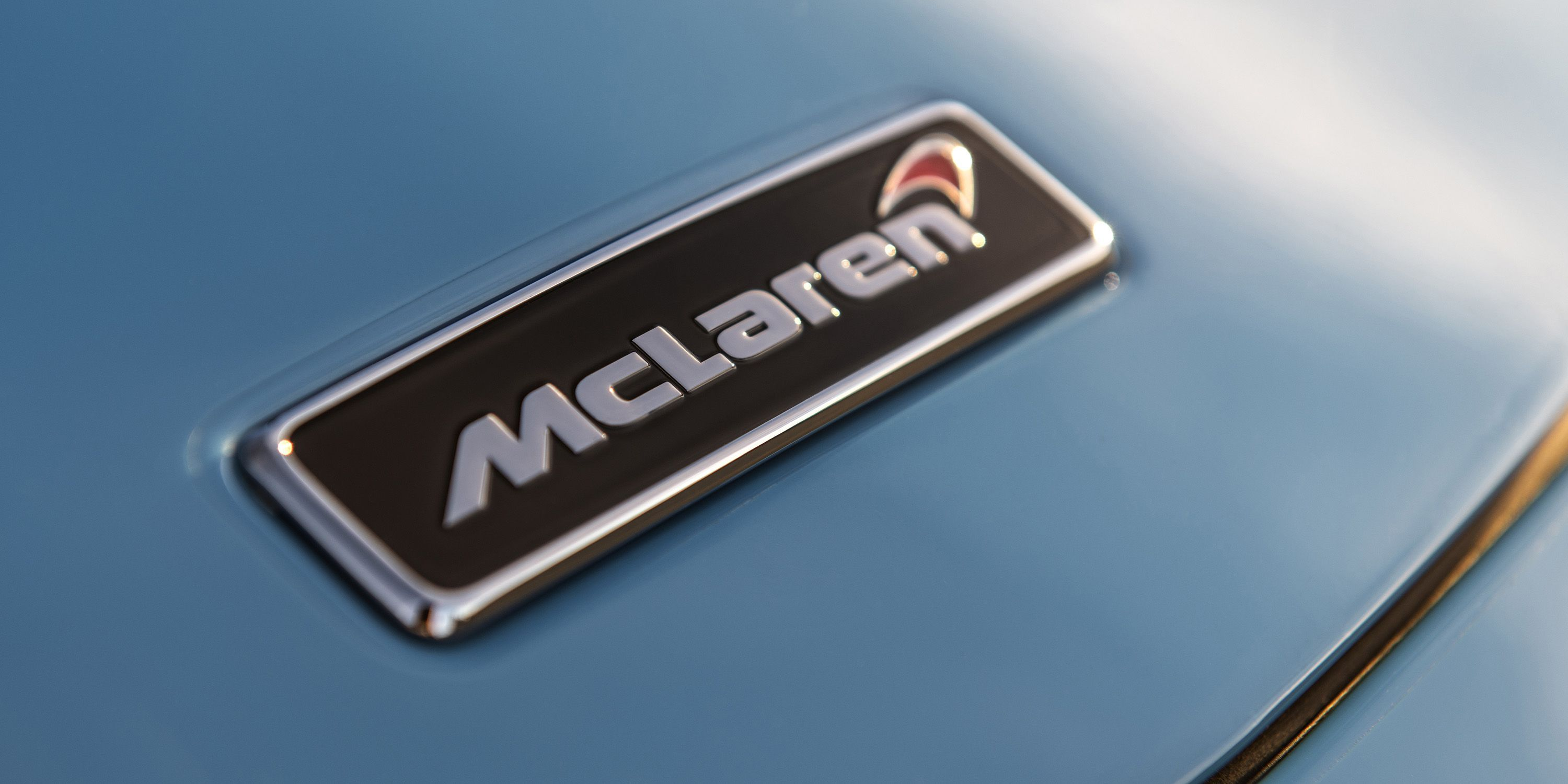 McLaren Logo - McLaren's Logo Probably Comes From Cigarettes and a Flightless Bird