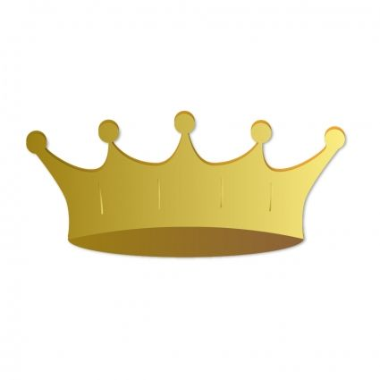 Yellow Gold Crown Logo - Golden Crown Logo Clipart