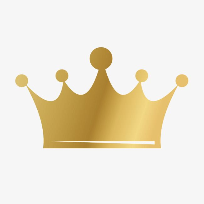 Yellow Gold Crown Logo - Yellow Gold Crown, Golden, An Crown, Vector Diagram PNG and Vector ...