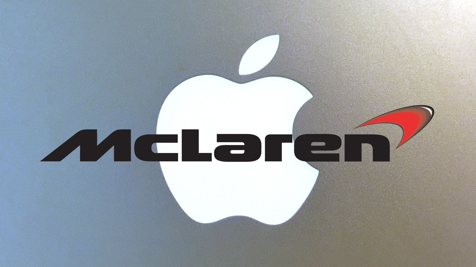 McLaren Logo - Apple linked with McLaren takeover