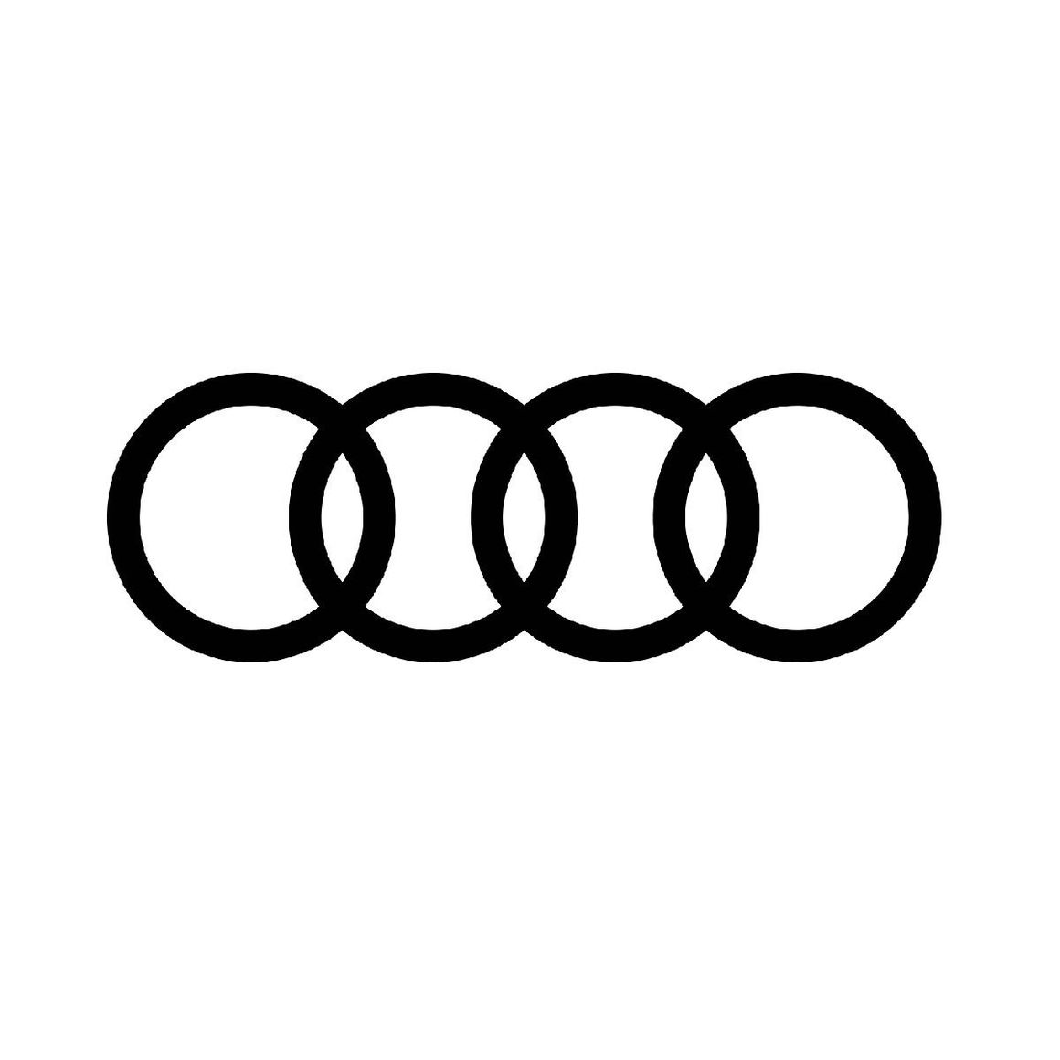 Audi Logo - Audi logo: New Corporate Design | Audi MediaCenter