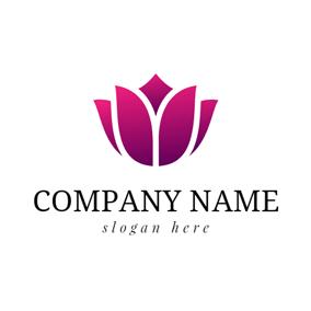 Perfume Flower Logo - LogoDix