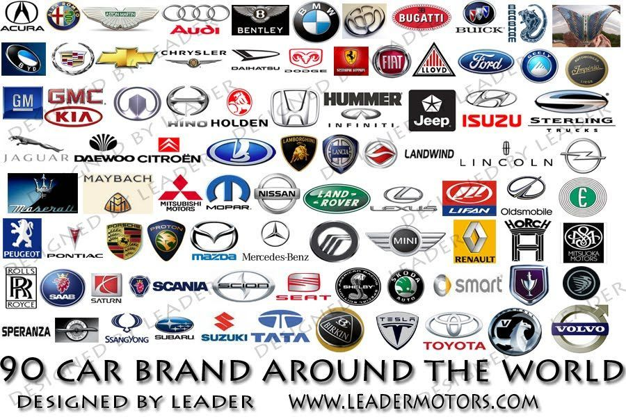 Exotic Car Brand Logo - Car Logos And Names A Z List Car Symbols And Car BrandsCar Logos And ...