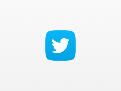 Tweet App Logo - Apple iOS 7 Twitter Icon Sketch freebie - Download free resource for ...