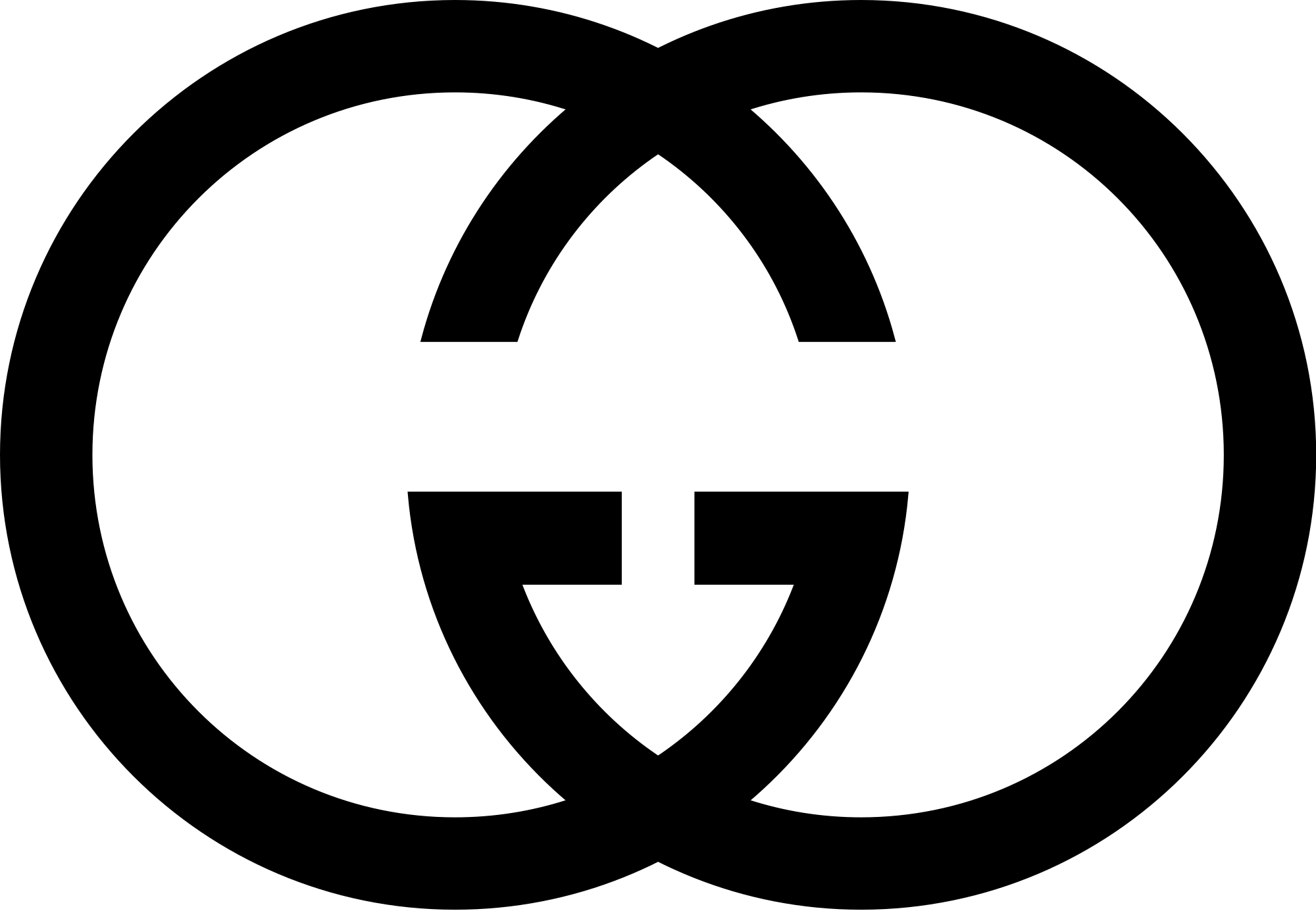 Gucci Logo - File:1960s Gucci Logo.svg - Wikimedia Commons