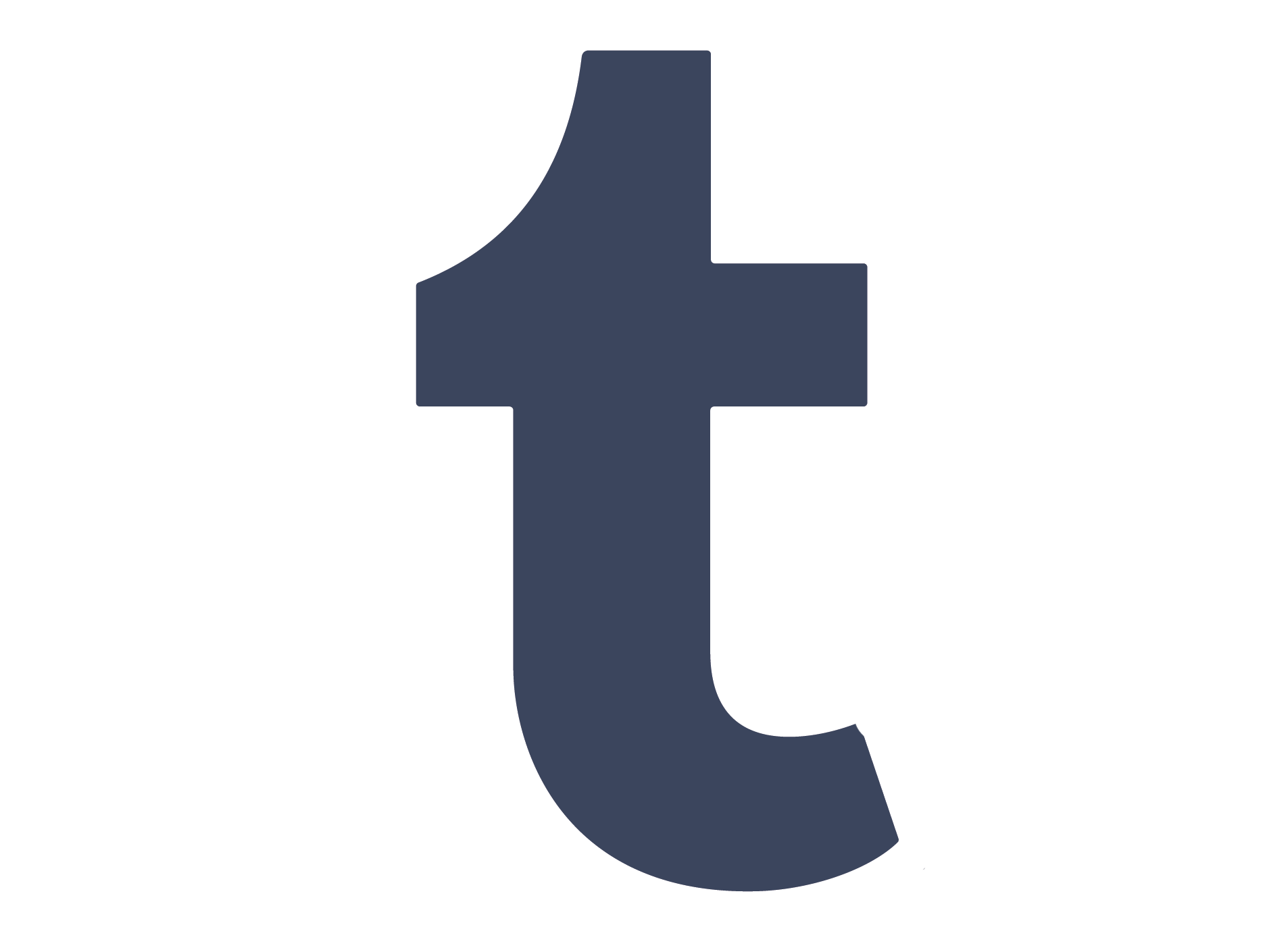 Tumblr Logo - Tumblr Logo, Tumblr Symbol, Meaning, History and Evolution