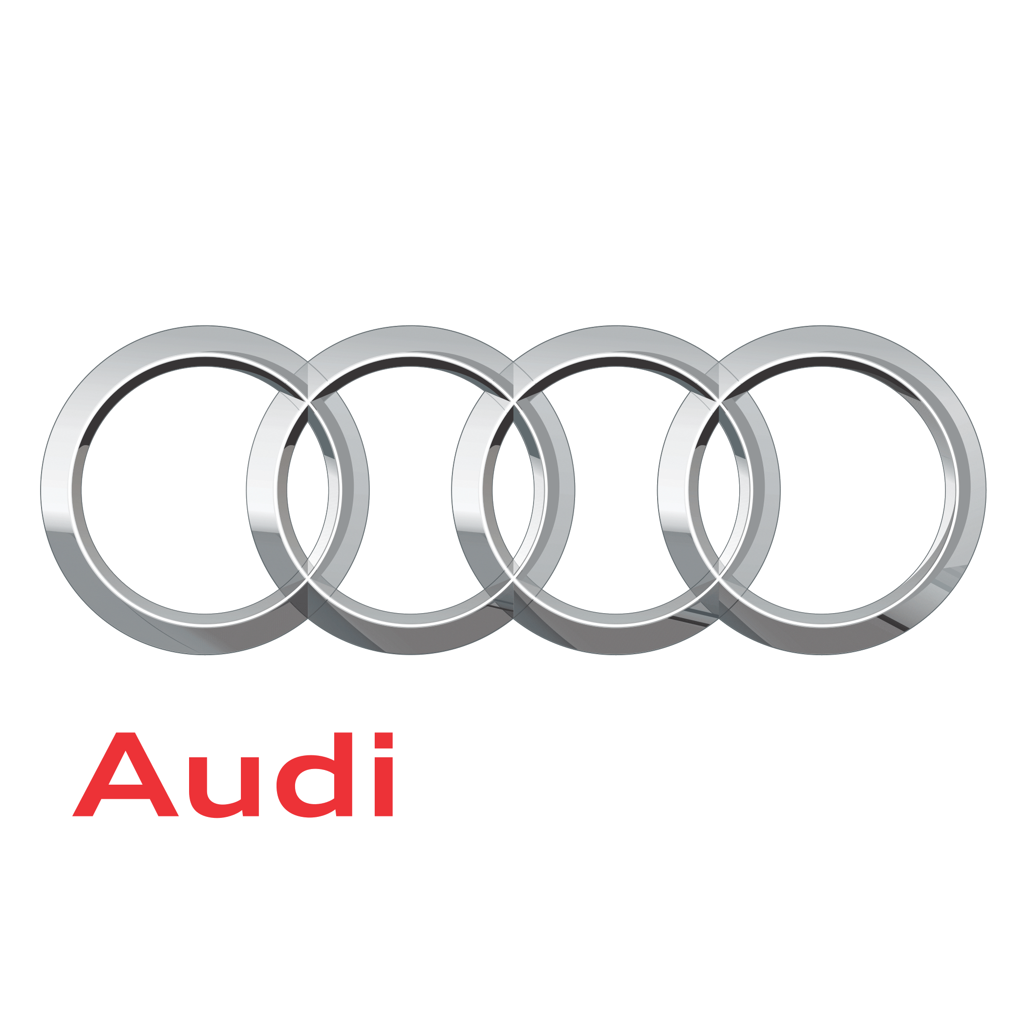 Audi Logo - Audi Logo, Audi Car Symbol Meaning and History | Car Brand Names.com